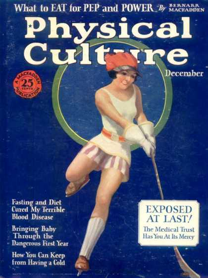 Physical Culture - 12/1926