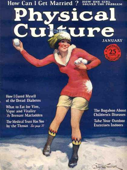 Physical Culture - 1/1927