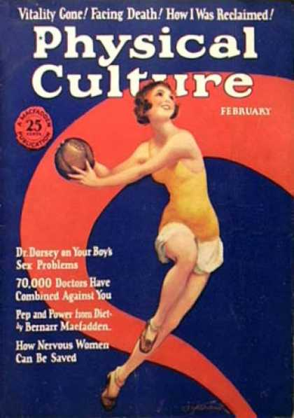 Physical Culture - 2/1927