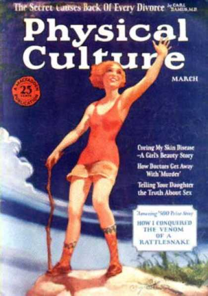 Physical Culture - 3/1927
