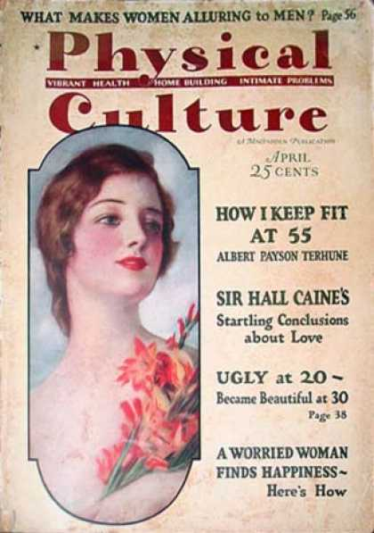 Physical Culture - 4/1927