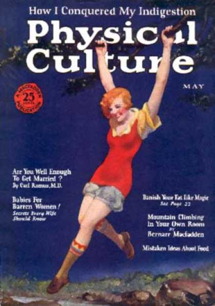 Physical Culture - 5/1927