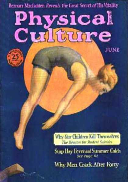 Physical Culture - 6/1927