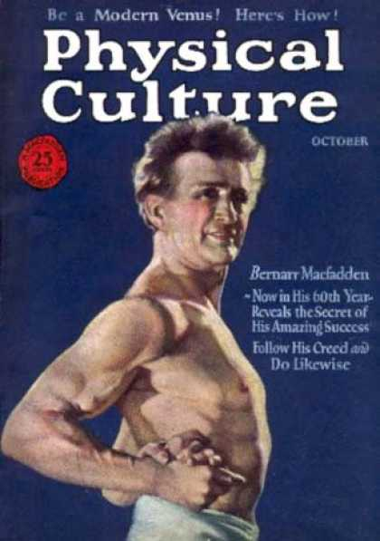 Physical Culture - 10/1927