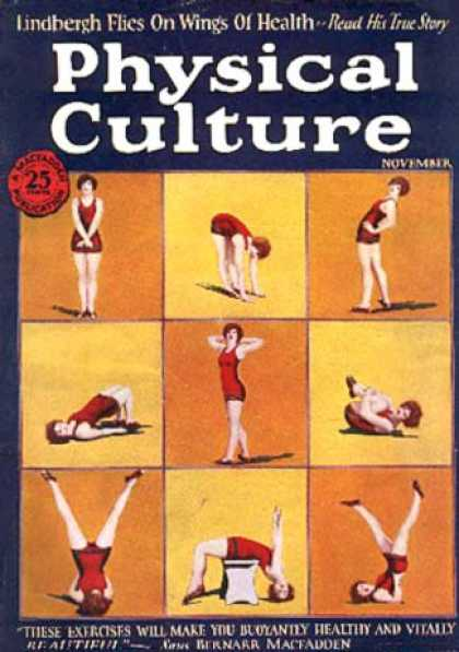 Physical Culture - 11/1927
