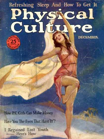 Physical Culture - 12/1927