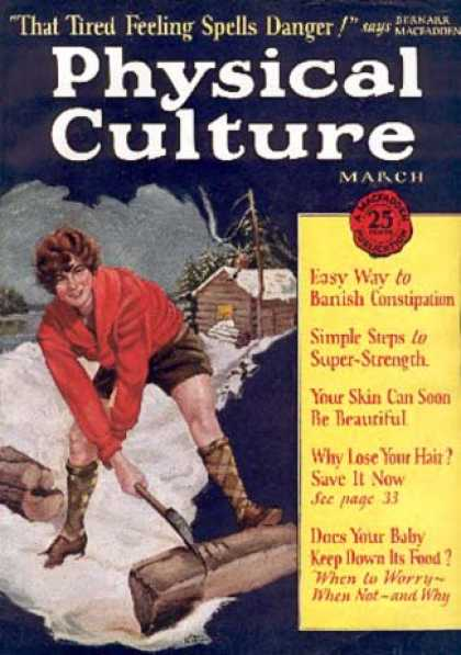 Physical Culture - 3/1928