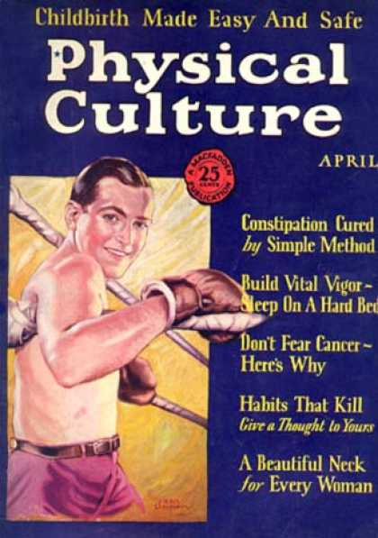 Physical Culture - 4/1928