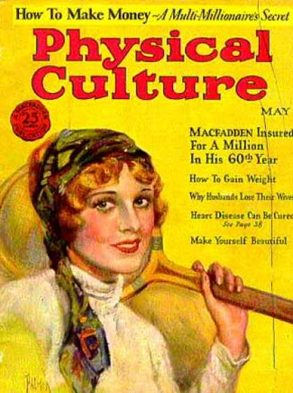 Physical Culture - 5/1928