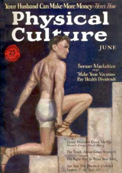 Physical Culture - 6/1928