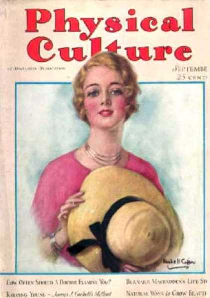 Physical Culture - 9/1928