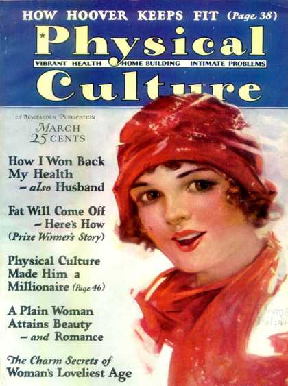 Physical Culture - 3/1929