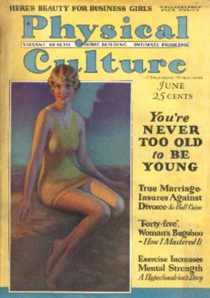 Physical Culture - 6/1929