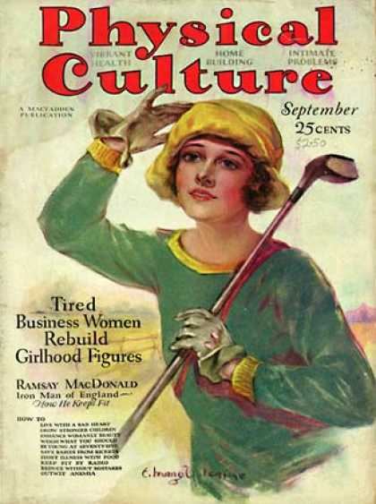 Physical Culture - 9/1929