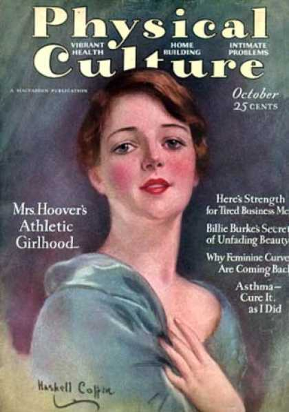 Physical Culture - 10/1929