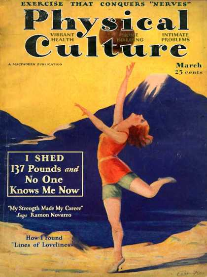 Physical Culture - 3/1930