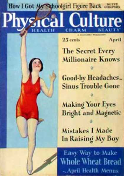 Physical Culture - 4/1930