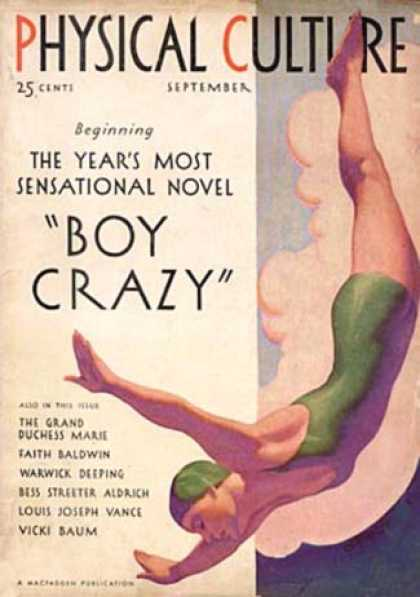 Physical Culture - 9/1931