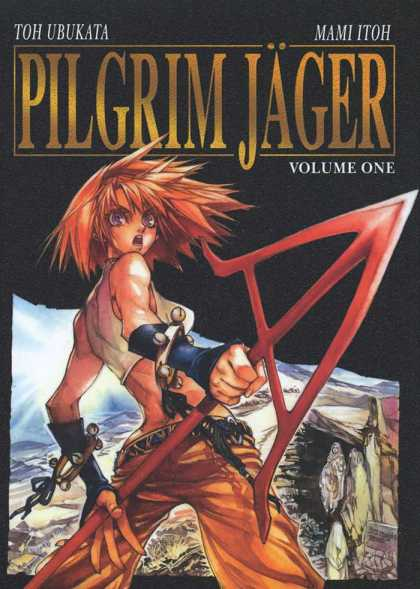 Pilgrim Jager 1 - Volume One - Mami Itoh - Red Arrow - Bells - Belly Shirt