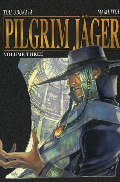 Pilgrim Jager 3 - Volume Three - Hat - Man - High Collar - Church