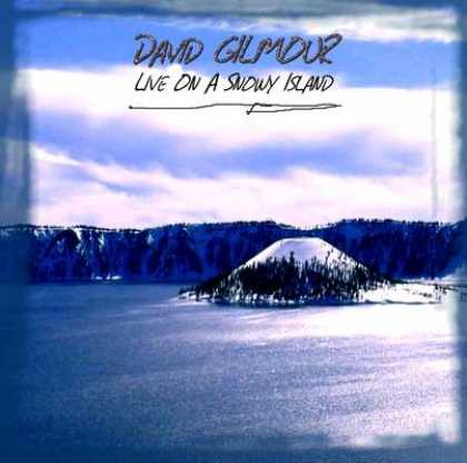Pink Floyd - David Gilmour - Live On A Snowy Island-3cd