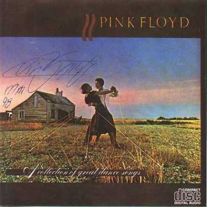 Pink Floyd - Pink Floyd - A Collection Of Great Dance Songs
