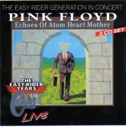 Pink Floyd - Pink Floyd Echoes Of Atom Heart Mother 2 Disc
