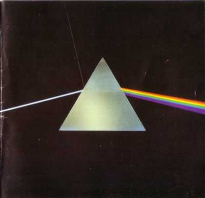 Pink Floyd - Pink Floyd - Dark Side Of The Moon (1994 Release)