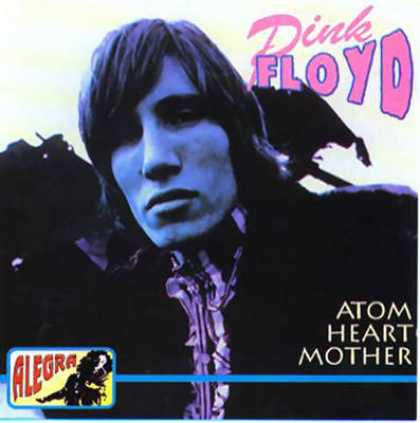 Pink Floyd - Pink Floyd Atom Heart Mother (bootleg) TEMP