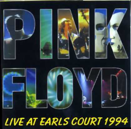 Pink Floyd - Pink Floyd Live At Earls Court 1994 (bootleg)