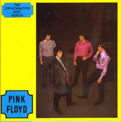 Pink Floyd - Pink Floyd The Conversation Disc Series (bootl...