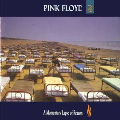 Pink Floyd - Pink Floyd - A Momentary Lapse Of Reason 1987