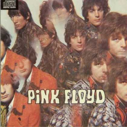 Pink Floyd - Pink Floyd The Piper At The Gates Of Dawn