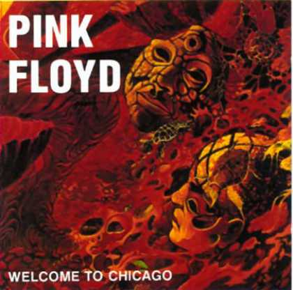 Pink Floyd - Pink Floyd Welcome To Chicago (bootleg) TEMP