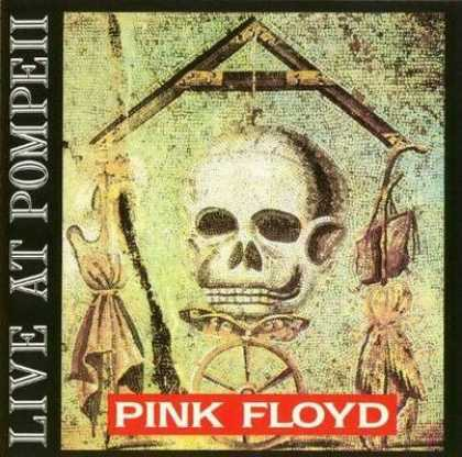 Pink Floyd - Pink Floyd Live At Pompei