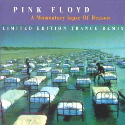 Pink Floyd - Pink Floyd - A Momentary Lapse Of Reason Limit...