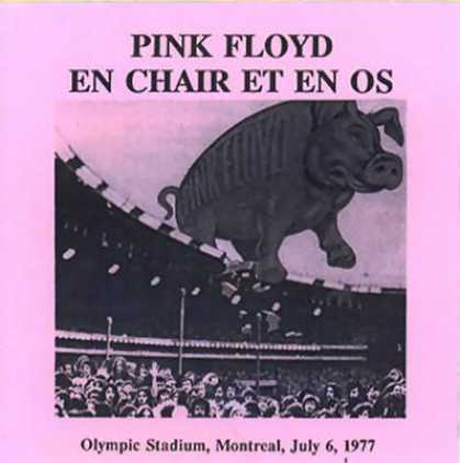 Pink Floyd - Pink Floyd Olympic Stadium Montreal July 6 197...