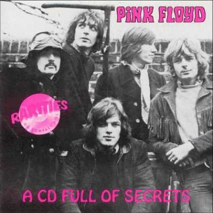 Pink Floyd - Pink Floyd - A Cd Full Of Secrets