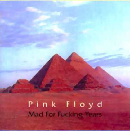 Pink Floyd - Pink Floyd Mad For Fucking Years (bootleg) TEMP