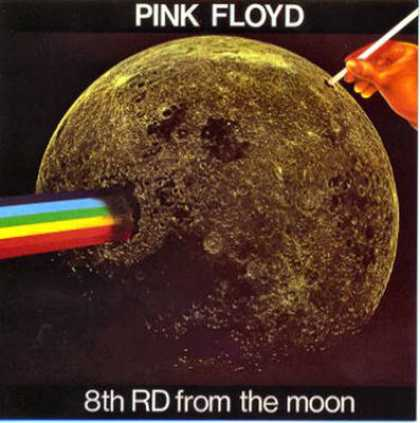 Pink Floyd - Pink Floyd 8th RD From The Moon (bootleg) TEMP