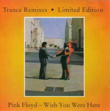 Pink Floyd - Pink Floyd - Wish You Were Here [Trance Remixe...