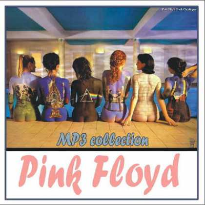 Pink Floyd - Pink Floyd - MP3 collections (custom)