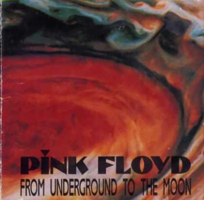 Pink Floyd - Pink Floyd From Underground To The Moon (bootl...