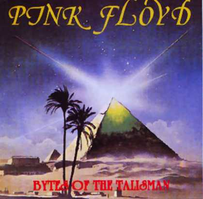 Pink Floyd - Pink Floyd Bytes Of The Talisman (bootleg) Temp