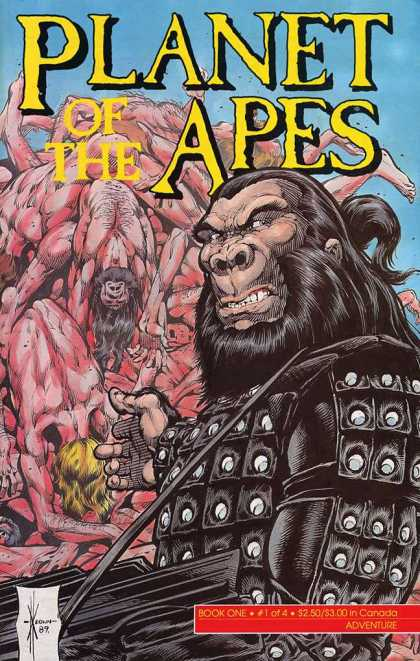 Planet of the Apes 1 - Dale Keown, Matt Wagner