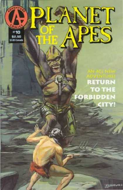Planet of the Apes 10