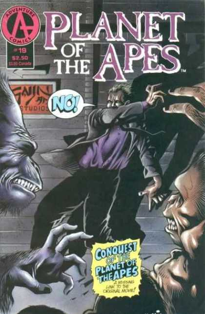 Planet of the Apes 19 - Tony Harris