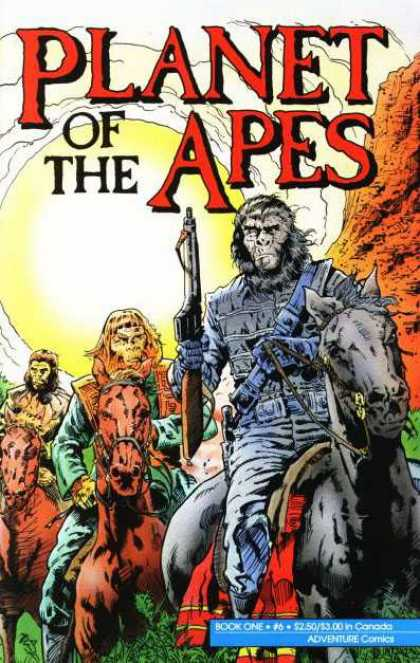 Planet of the Apes 6 - Tom Smith