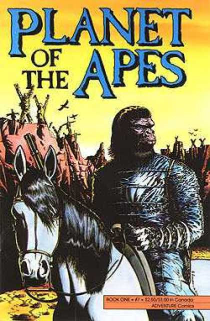Planet of the Apes 7
