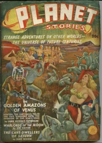 Planet Stories 1